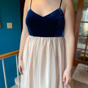 Lauren Conrad party dress!